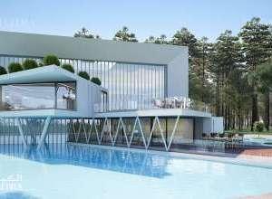 Floating Villas Design Dubai