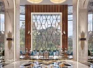 Hotel Lobby Design Dubai