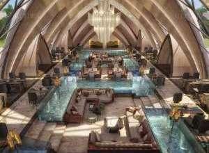 Italian Restaurant Interior Project Turkey