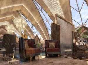 Italian Restaurant Interior Project UAE