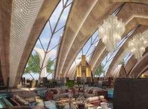 Italian Restaurant Amazing Interior Project 3