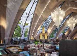 Italian Restaurant Charming Design Project