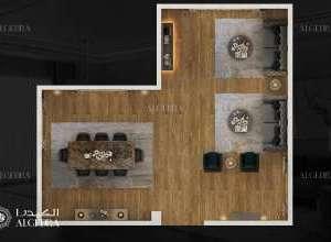 Villas designs two floors