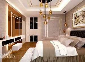 Beautiful interior designs of villas