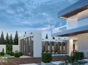 Modern Villas in Dubai
