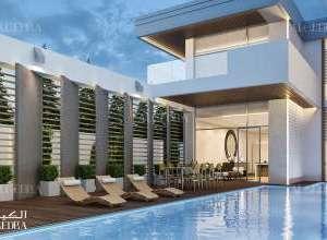 Villas Pool Design