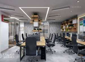 elegant office interior design