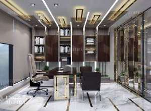 commercial office space design