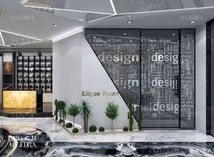 office building lobby interior design
