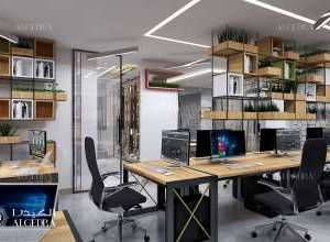 interior design office layout