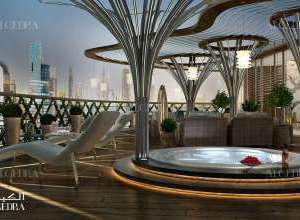 Penthouse Landscape Design