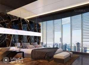 Penthouse Bedroom Design