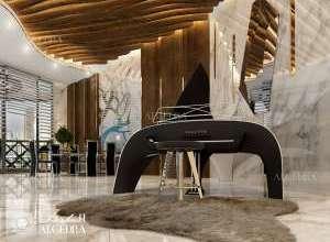 Classic Interior Penthouse Design