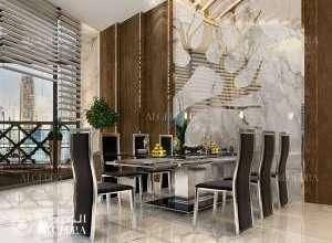 Classic Interior Dining Room Design