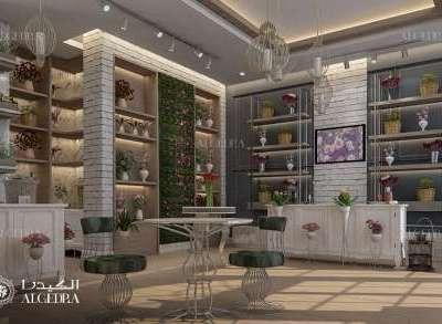 Flower Shop Interior Design