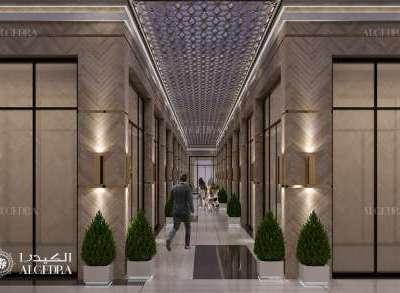 Malls Interior Design Dubai