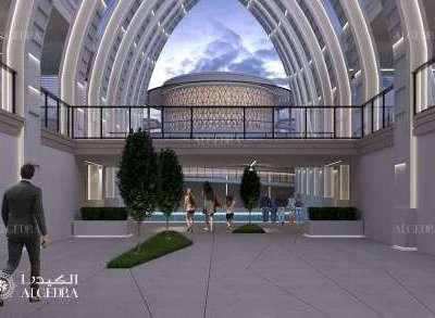 Malls Interior Design UAE