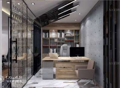 office plan interiors