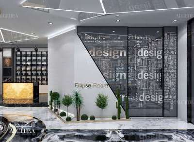 Modern Office Interior Designers In Dubai