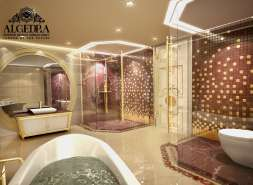 Bathroom interior design modern bathroom designs for Bathroom designs dubai