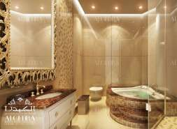 Bathroom Design by Algedra