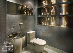 Bathroom Design - Hotel's Bathroom Design