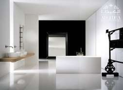 Bathroom Design for Luxury Villa