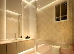 bathroom stylish interior