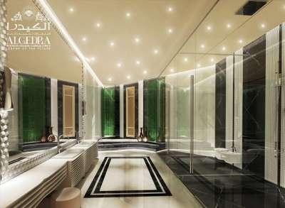 Bathroom Design - Large