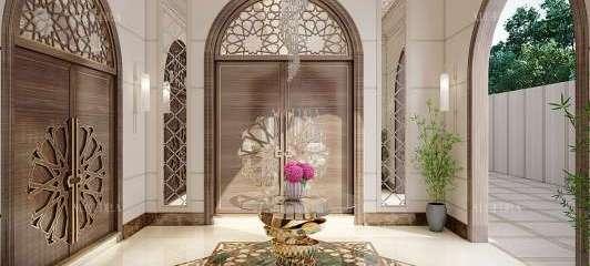 villa decoration company dubai