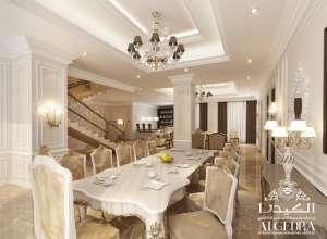 Traditional Arabic Interior
