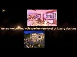 Luxury Interiors in Dubai