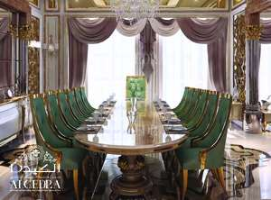 Dining Room Design by Algedra