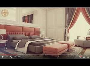 luxurious villas design in Dubai