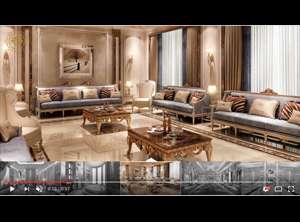 Luxury Interior Design in Dubai By Algedra