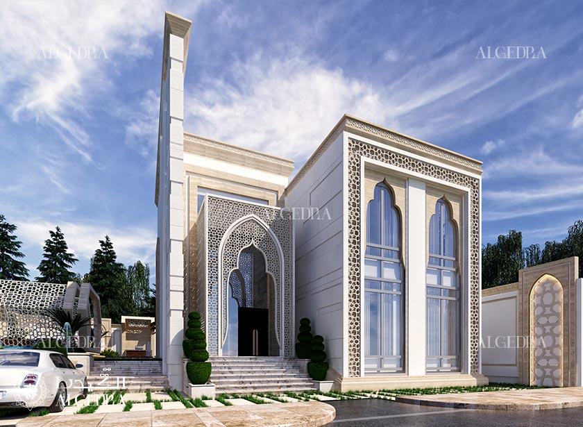 تصاميم معمارية إسلامية الكيدرا