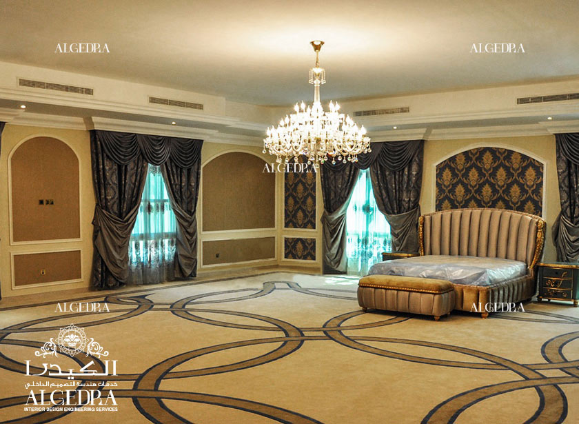 Luxury palace interior in abu dhabi for International decor company abu dhabi