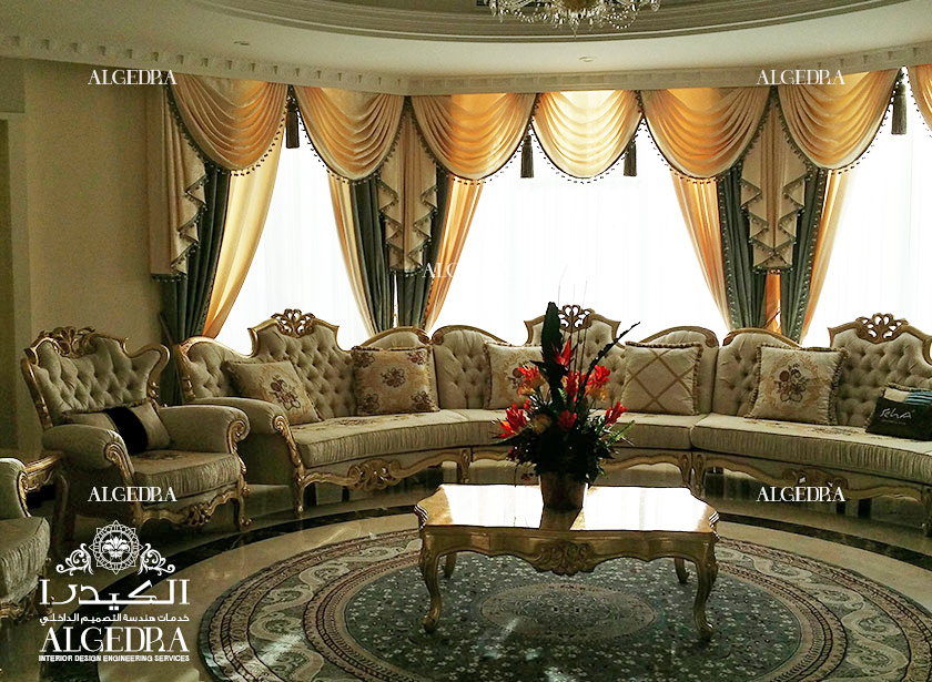 for Villa interior design pdf