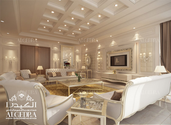 for Simple villa interior design
