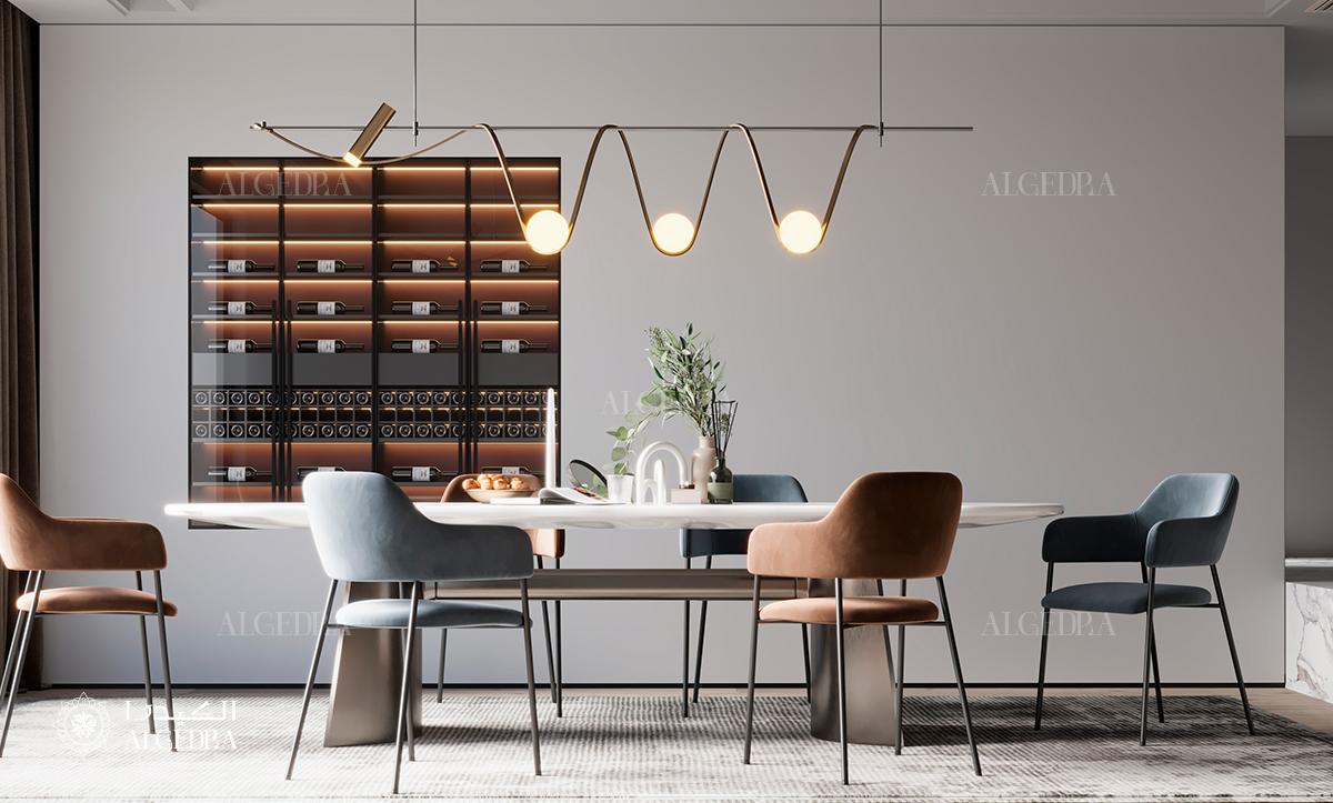 designing a dining room