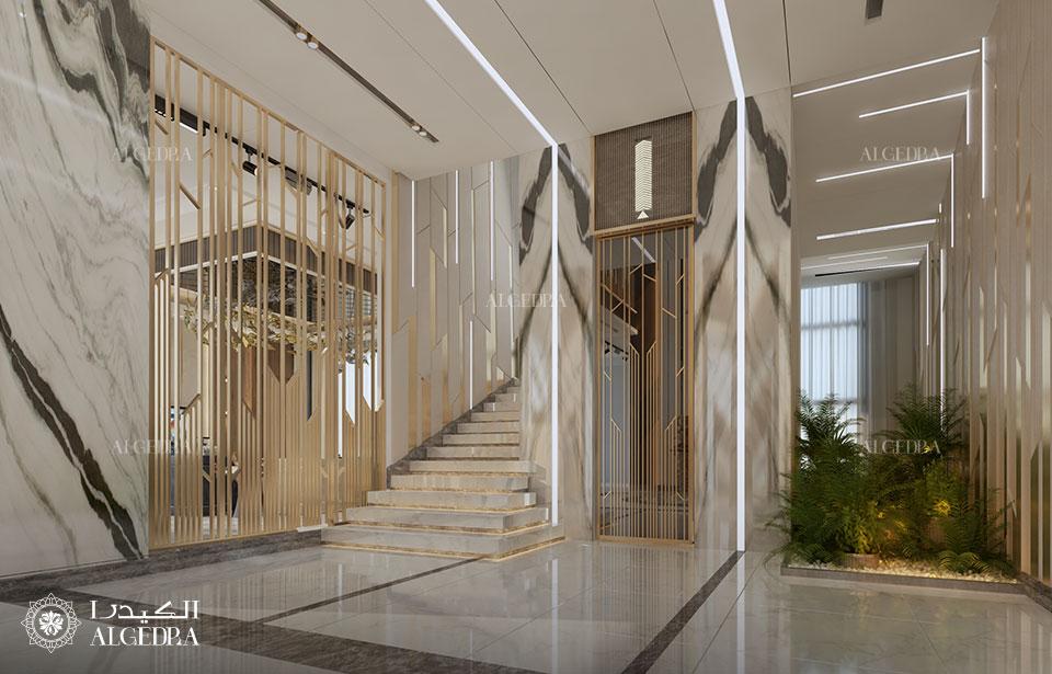 Villa Entrance Design