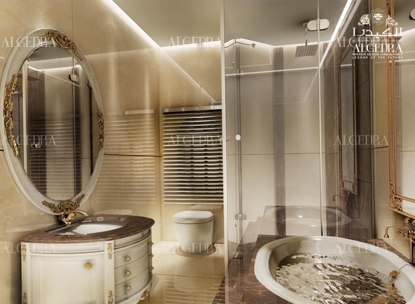 bathroom design - classic design