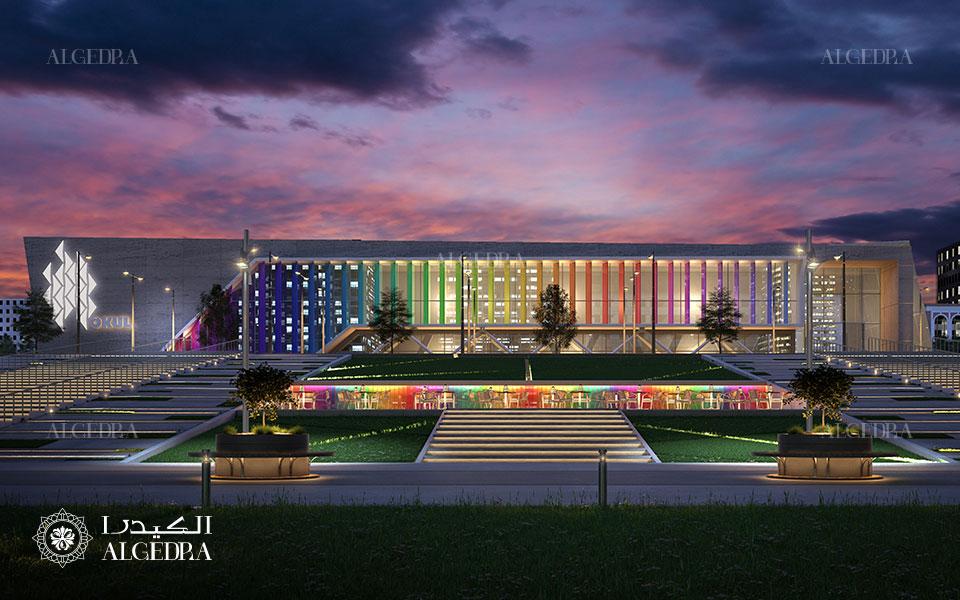 Education Centers Architect Designs