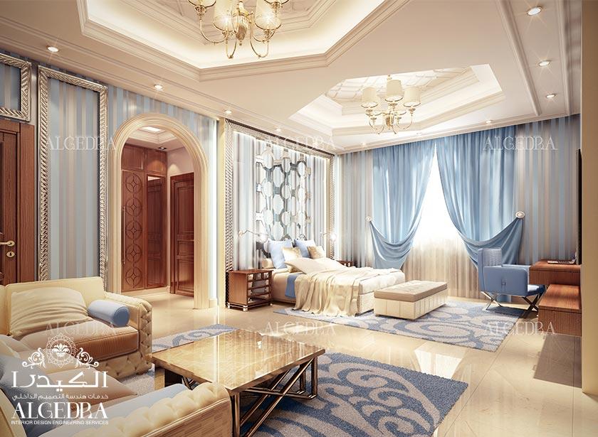 ALGEDRA Bedroom Interior Design