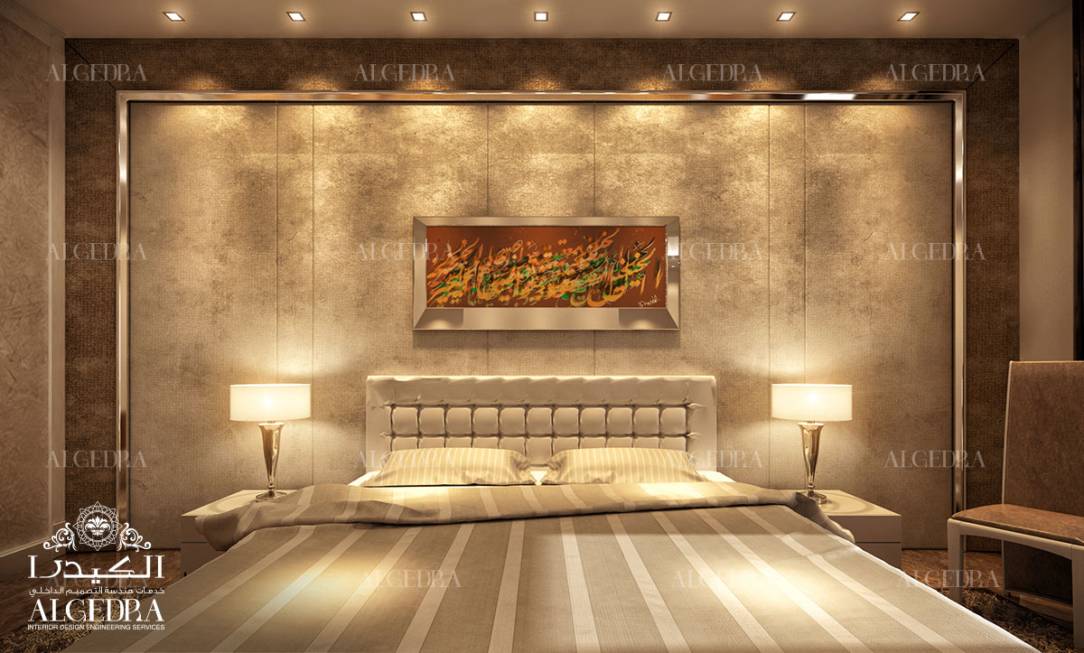 bedroom interior by algedra team