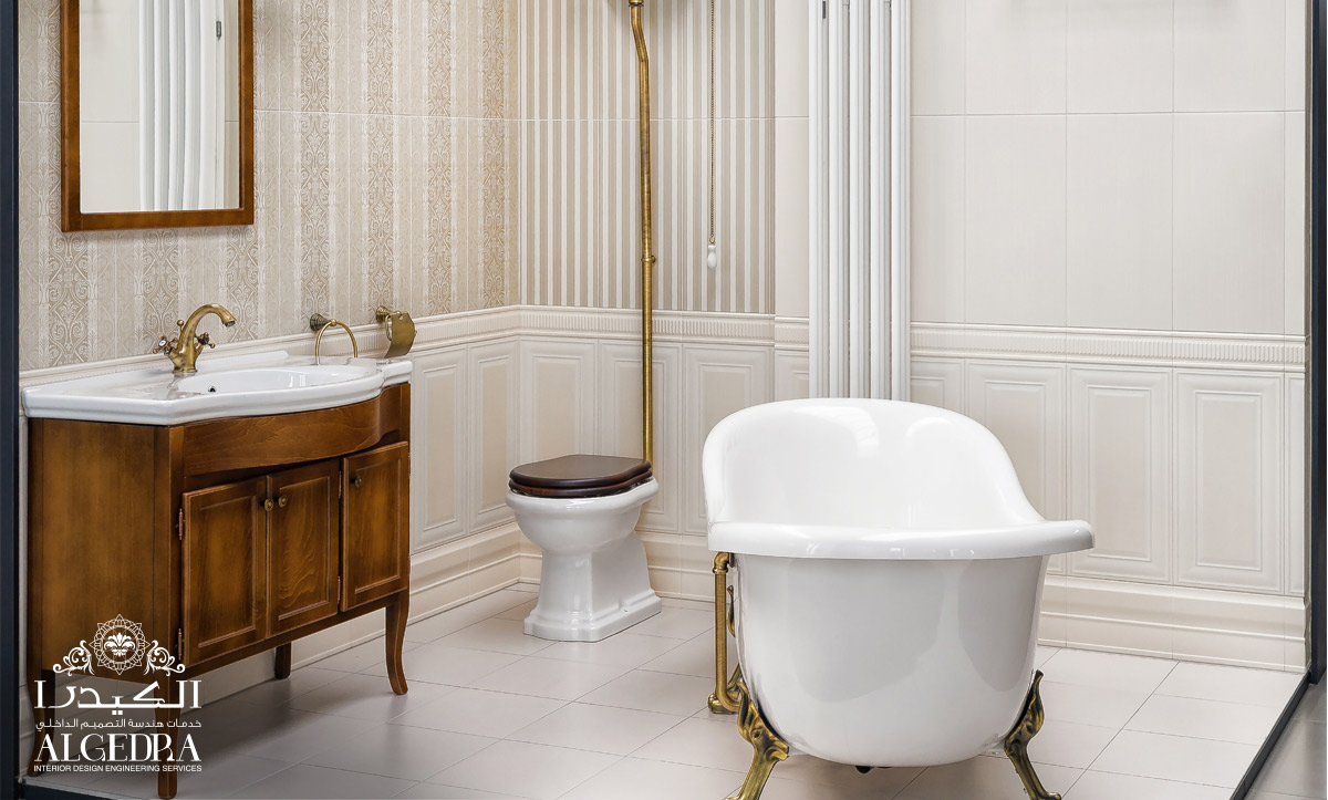 antique bathroom interior design