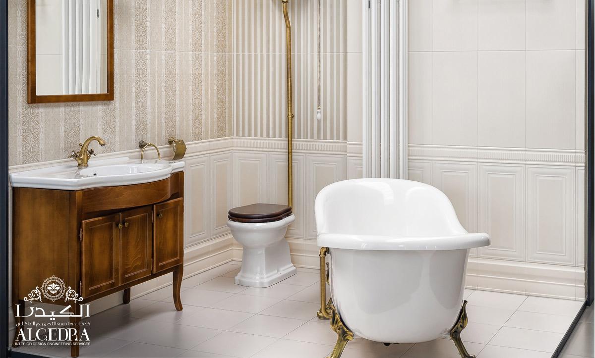 antique bathroom interior design