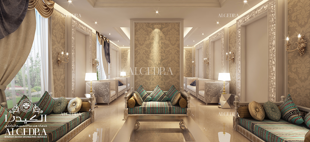 Ingenious Ideas to Design Contemporary Majlis Inspired by ALGEDRA
