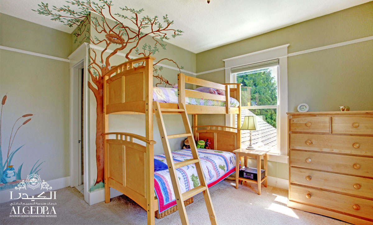 Kids' bedroom Design