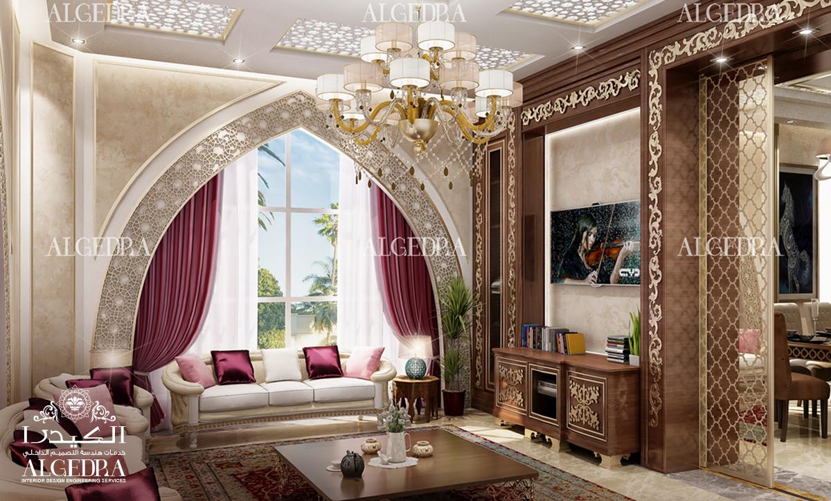 beautiful women majlis design